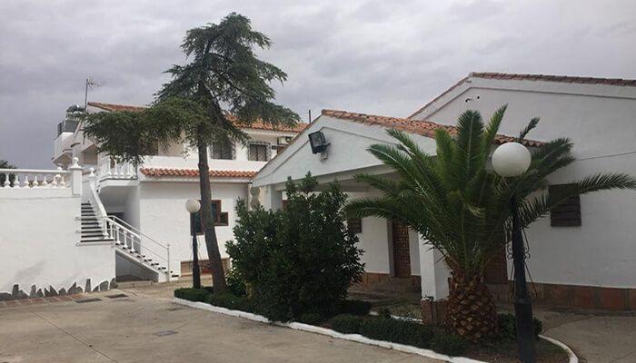 Hotel - Restaurante Santa Cruz