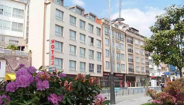 Hotel VARADOIRO Portonovo