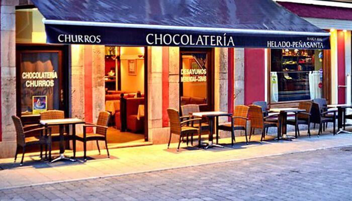 La Chocolatería del Paraíso