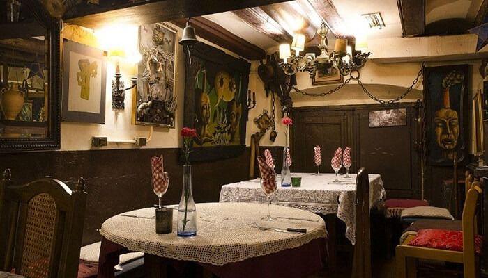 Restaurant La Carassa