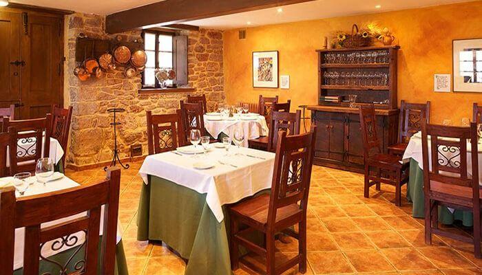 Restaurante La Corte de Lugás
