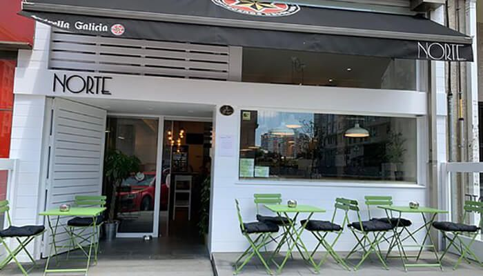 Restaurante Norte