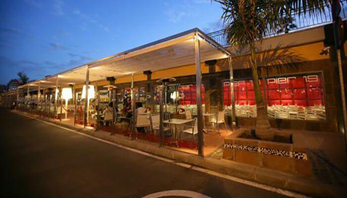 Restaurante Pier 19