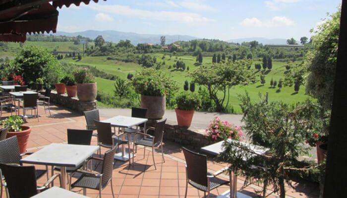Restaurante Villaciosa Golf
