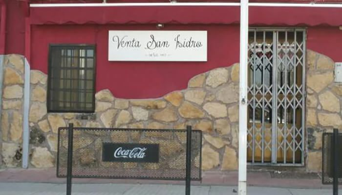 Venta de San Isidro