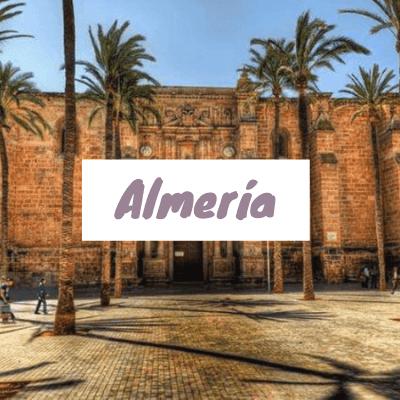 vacaciones con perro almeria