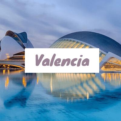 valencia dog friendly