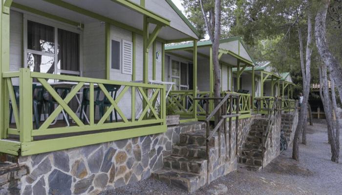 Camping-Bungalows Altomira