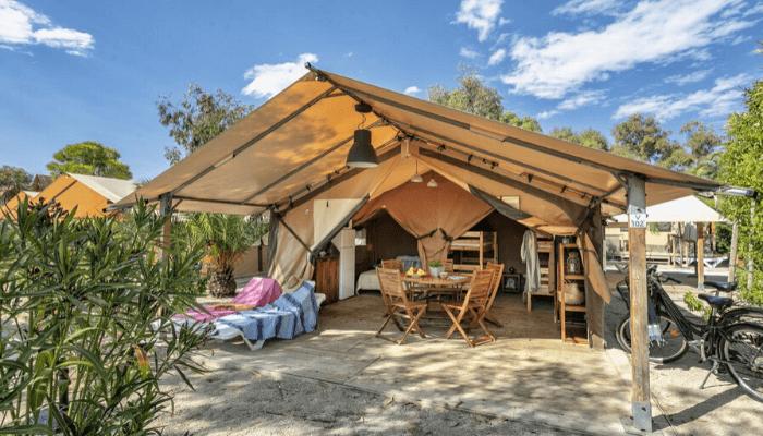 Camping Gavina Creixell