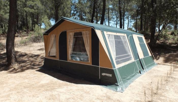 Camping Los Villares - Sierra de Córdoba
