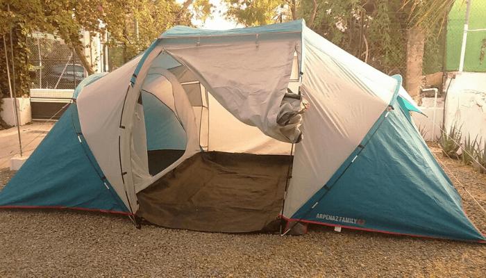 Camping Santa Clara