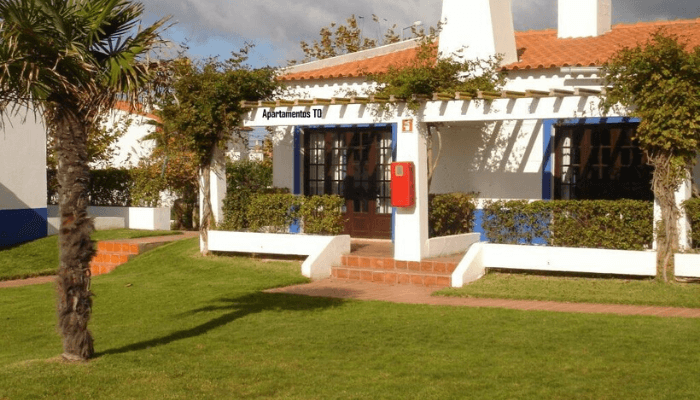 Parque Campismo Porto Côvo