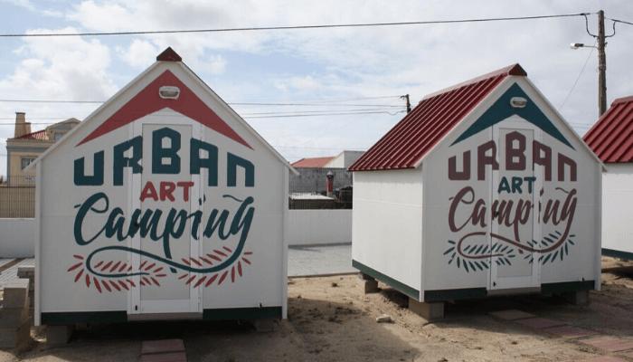 Urban Art Camping