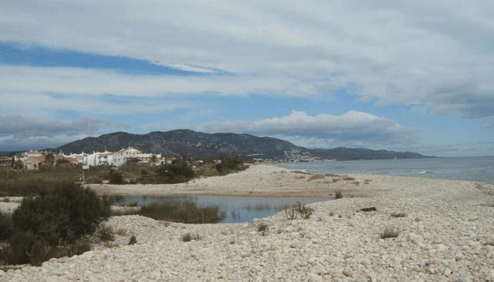 Playa Canina - Punta Capicorb
