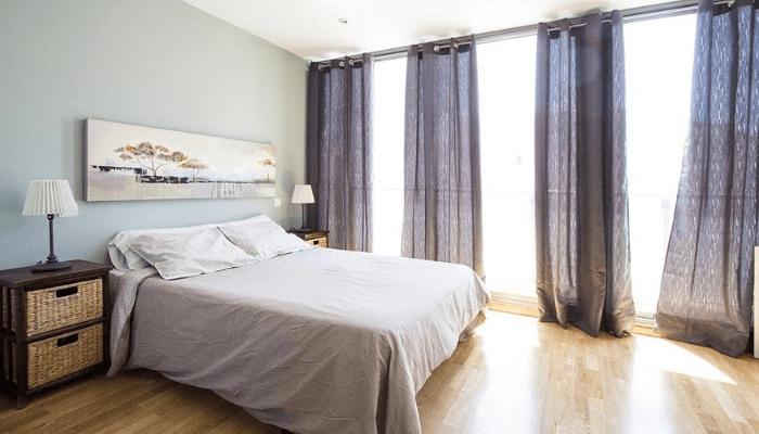Apartamentos Conde Duque Decó