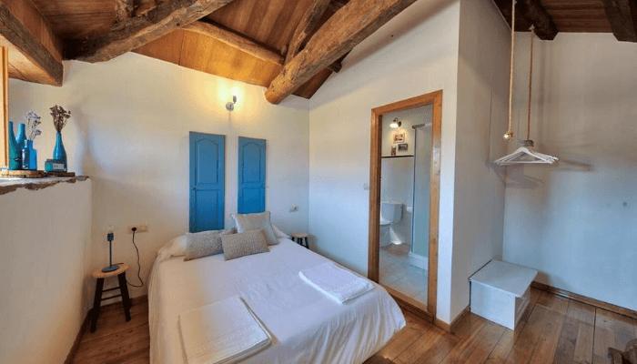 Casa Rural Piñeiro, de Vila Sen Vento
