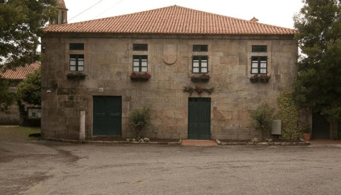 Casa Rural Priorato San Martín