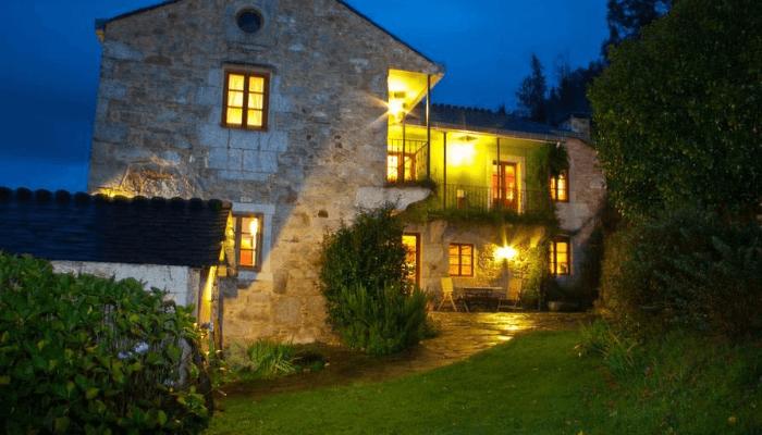 Casa Rural de Graña da Acea