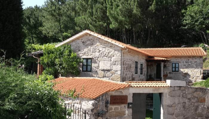 Casal de Folgueiras Rias Baixas