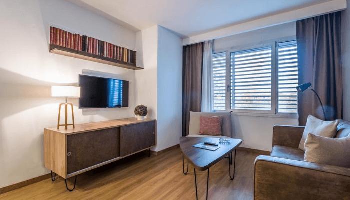 Pierre & Vacances Madrid Apartamentos Eurobuilding 2
