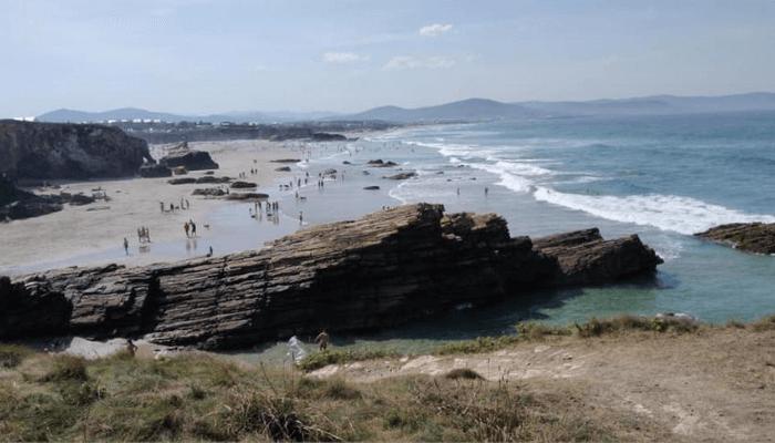 Playa Punta Corveira