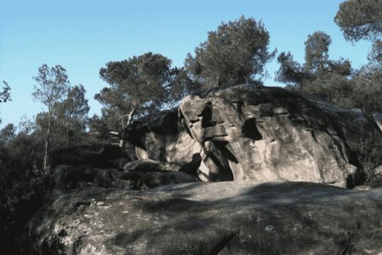 ruta prehistórica de Céllecs