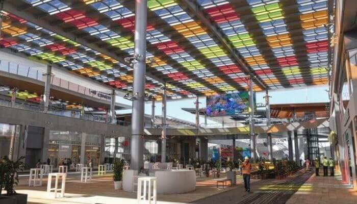 Centro comercial Alisios