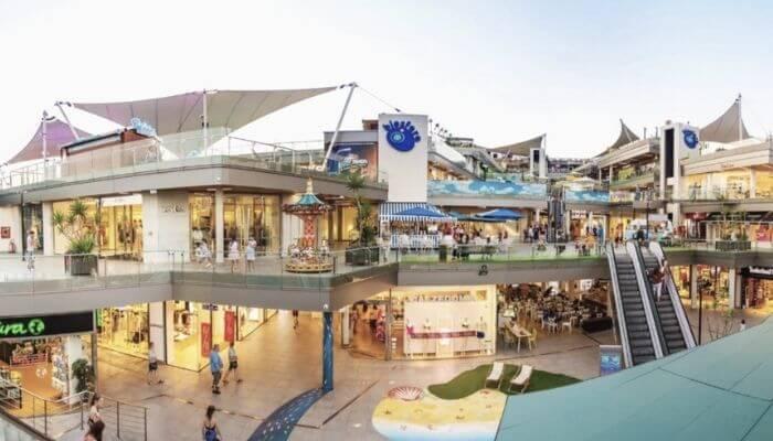 Centro comercial Biosfera Plaza
