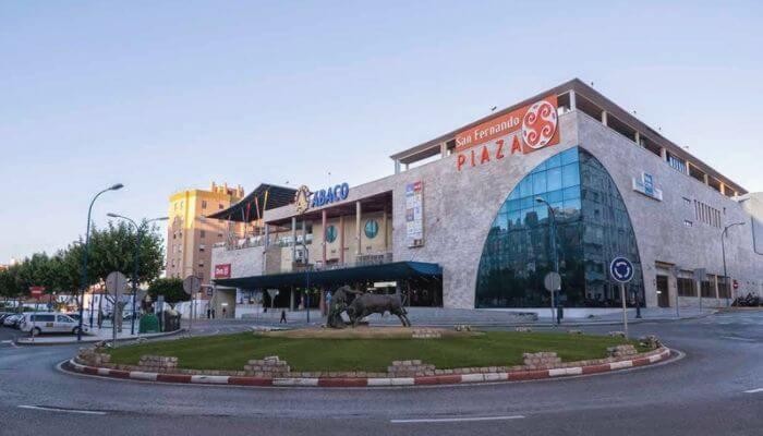 Centro Comercial y de Ocio San Fernando Plaza