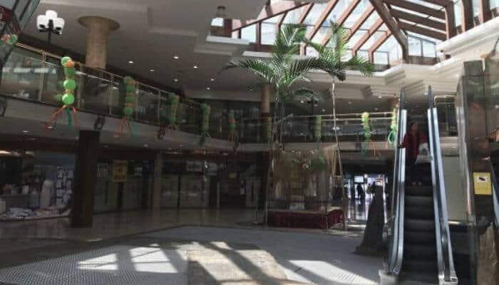Centro comercial Dendaraba