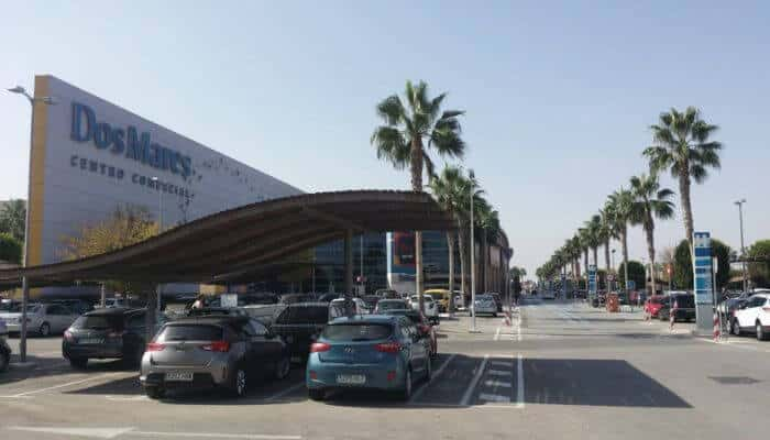 Centro comercial Dos Mares (San Javier)