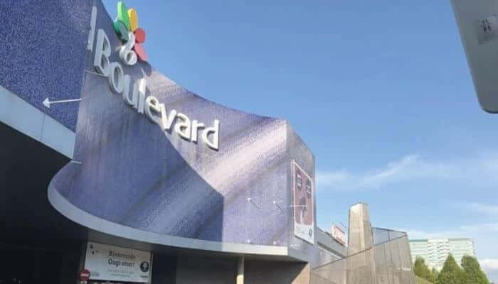 Centro comercial El Boulevard