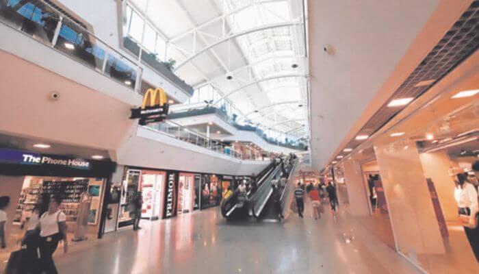 Centro comercial El arcángel