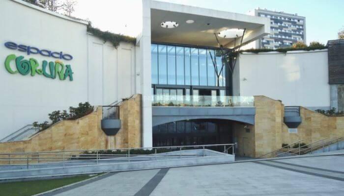 Centro comercial Espacio Coruña