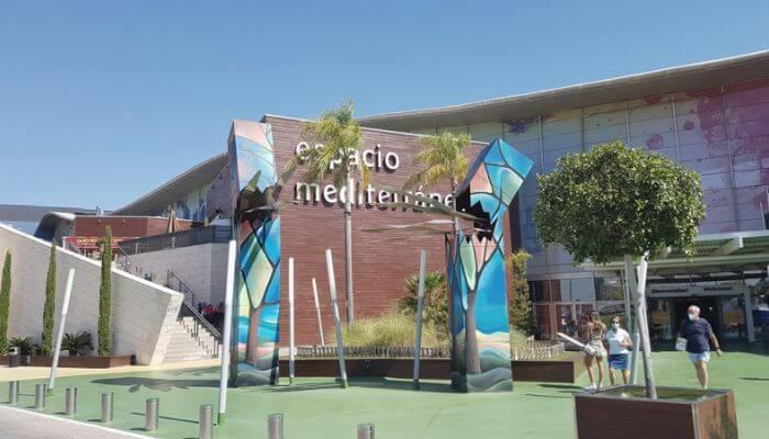 Centro comercial Espacio Mediterráneo