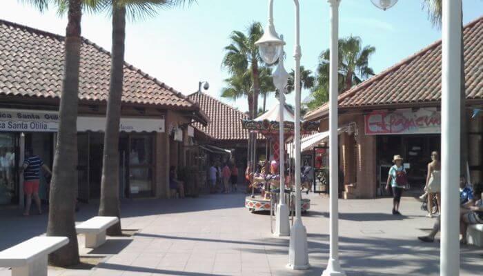 Islantilla Centro Comercial
