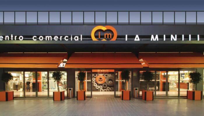Centro comercial La Minilla