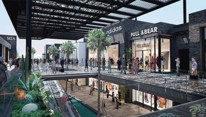 Centro comercial Mogan Mall