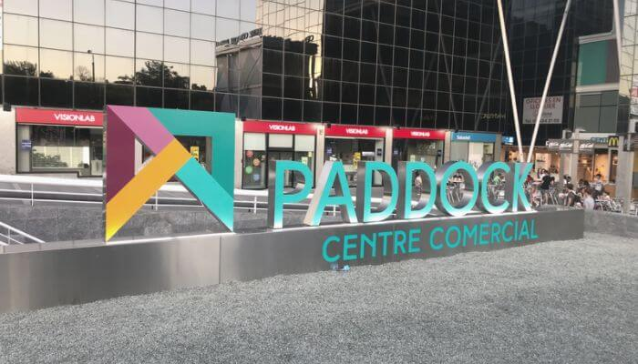 Paddock Bulevard