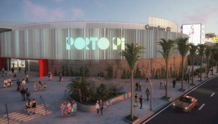 Centro comercial Porto Pi Centro