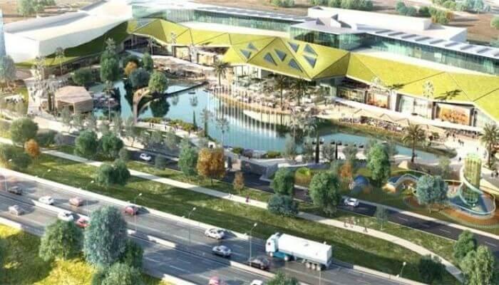 Lagoh centro comercial