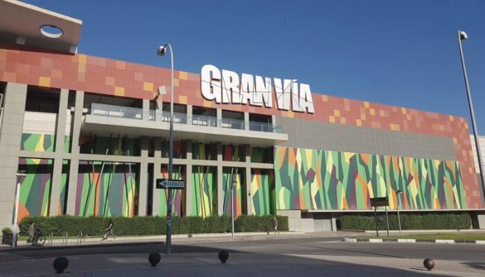 Centro comercial Gran Vía Alicante