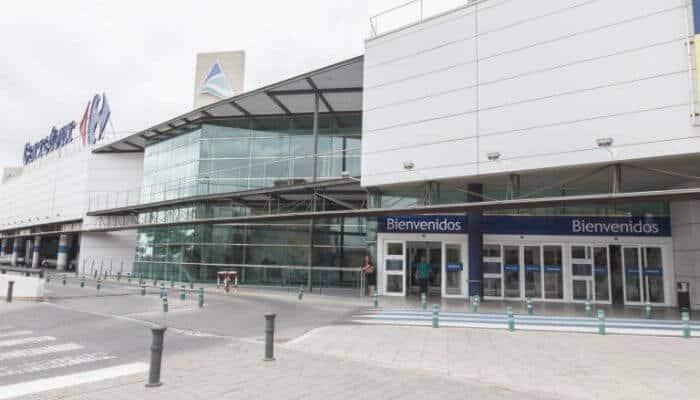 Centro comercial Puerta de Alicante
